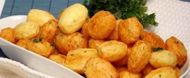 Como fazer batatas coradas na manteiga Anote os ingredientes e faça porque e sucesso garantido..