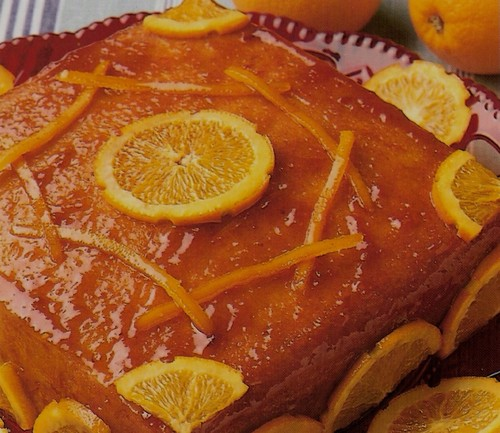 bolo de laranja com calda de laranja.COPIE A RECEITA