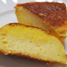 Confira uma receita maravilhosa de bolo cremoso de fubá!