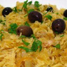 Confira  uma receita  de bacalhau com batata  perfeita para a páscoa