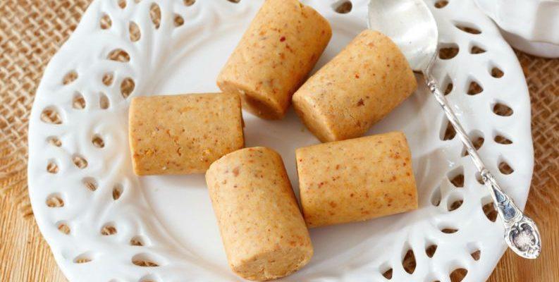 Faça uma paçoca caseira que leva só 3 ingredientes (é a receita mais fácil de todas!)