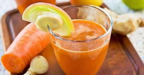 Suco detox à noite é melhor do que de manhã, garante nutricionista das famosas