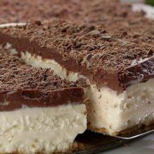 Torta de limão com chocolate: sobremesa incrível é fácil de fazer e fica irresistível