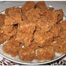 Aprenda  a fazer um delicioso doce de amendoim! é de babar.