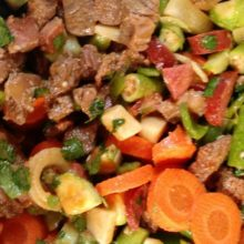 Aprenda a  preparar um super cozidão  super saboroso