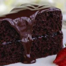 Esse bolo de chocolate low carb é uma ótima pedida para um café da tarde ou um encontro com os amigos ou família.
