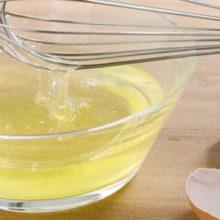 Clara de ovo é tão útil para baixar pressão arterial quanto medicamento, diz estudo