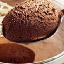 Mousse de Chocolate feito em casa