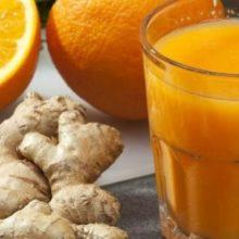 Aprenda os benefícios que a laranja e o gengibre trarão ao seu fígado, além de fazer você perder peso.