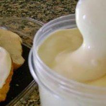 Aprenda a fazer requeijão   sem lactose