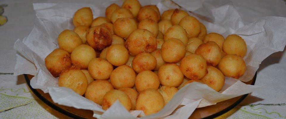 Aprenda a fazer  Bolinho de batata  é muito delicioso !