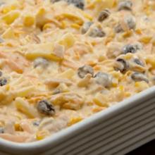 Melhor salpicão do mundo NÃO é feito com maionese (e você vai amar essa dica!)