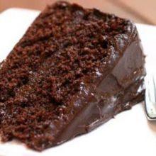 Não tem igual: bolo de chocolate molhadão é incrível (explicação é a reação química!)