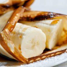Crepioca de banana: como fazer receita fit que ajuda (muito) na academia