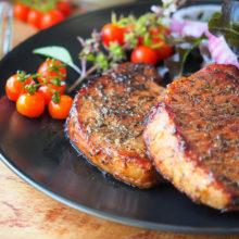 Aprenda como fazer bisteca de porco grelhada super saboroso!