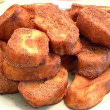 Como fazer rabanada assada:Sem fritura e sem sujeira. Você nunca mais vai querer fazer de outro jeito!