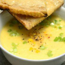 Há fórmula para fazer o melhor creme de milho do mundo: amarelinho e sem talhar
