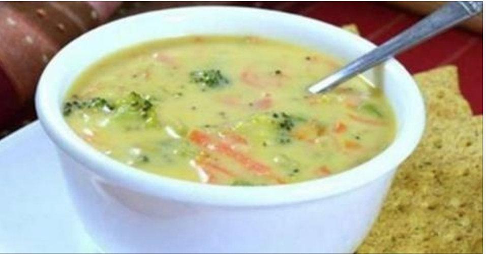 A sopa que limpa o corpo em 3 dias – também combate inflamações e elimina a gordura da barriga!