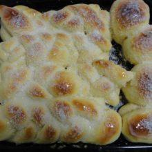 Pão doce (massa mole)