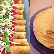 Olha como é fácil e prático preparar uma deliciosa panqueca sem usar farinha!