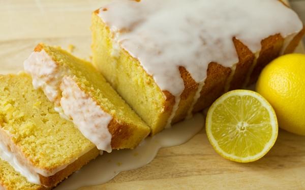 Receita deliciosa de bolo de limão- fácil