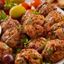 4 Receitas de bolinho de carne moída  saudáveis e saborosas