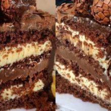 O melhor bolo gelado que faz o maior  sucesso