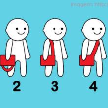 Teste Psicológico: Como você carrega sua bolsa?