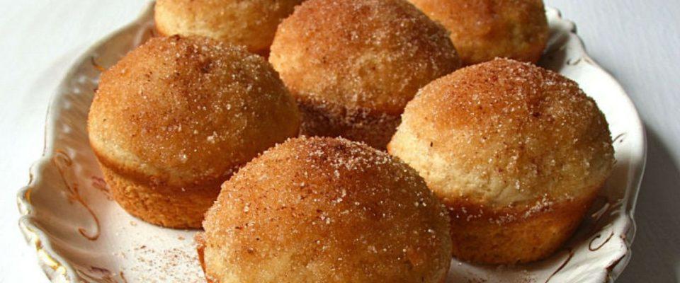 BOLINHO DE CHUVA  ASSADO-Se você odeia fritura ou é fit, vai amar essa ideia