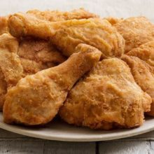 Truques para fazer frango frito perfeito