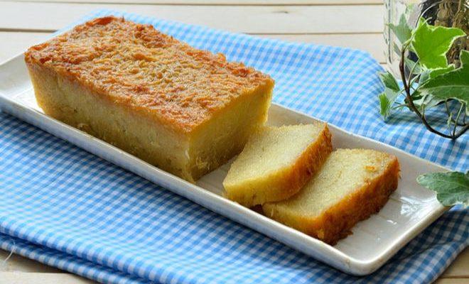 Veja a receita deliciosa de bolo de aipim com leite condensado e creme de leite