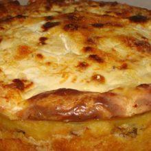 Torta de Sardinha de liquidificador (Receita Fácil e deliciosa)