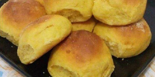Pão de Milho Verde com Leite Condensado