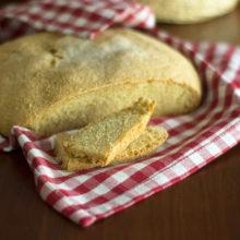 Aquele delicioso e fofinho Pão de Milho