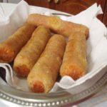 Talharim com Berinjela Deliciosa