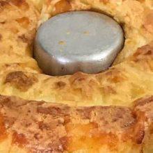 Bolo   pão de queijo  super fácil e delicioso