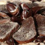 Pavê de Morango com Chocolate Bis