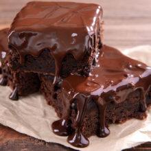 Bolo de Chocolate de Liquidificador Super Fácil