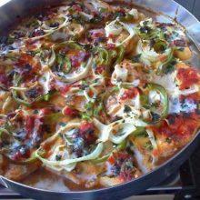 Aprenda a fazer um delicioso Cação ao forno