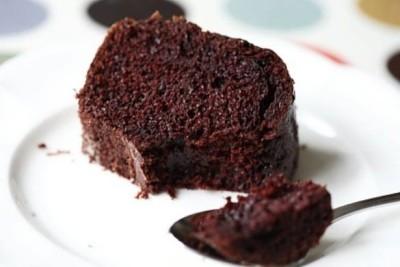 Bolo Pratico de Chocolate Sem Farinha