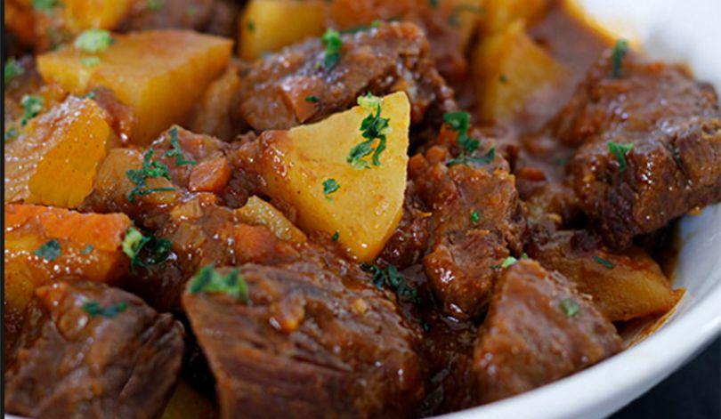 Suculenta carne de panela