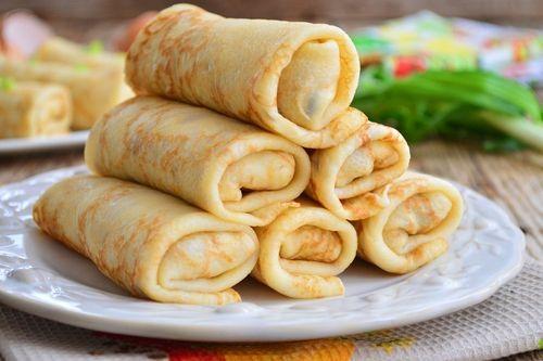 Panqueca sem farinha é leve  é deliciosa e facil de fazer