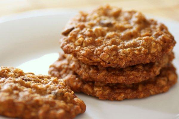 Deliciosos e Faceis de Fazer, Cookies de Aveia