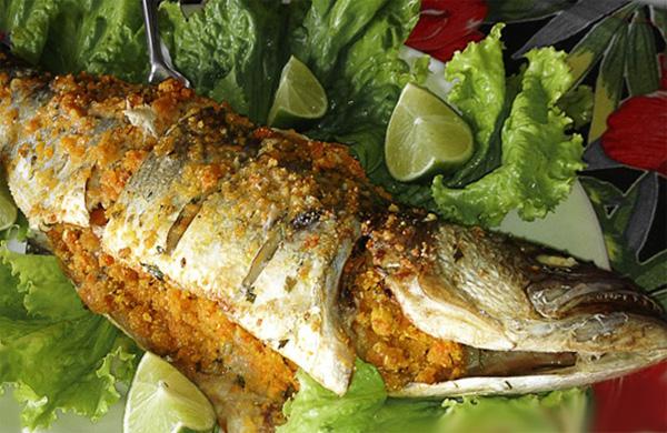Aprenda a Fazer um Delicioso Peixe Assado