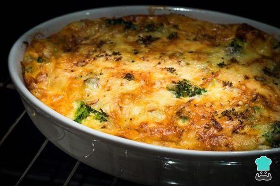 Aprenda a preparar Brócolis gratinado super delicioso