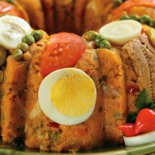 Cuscuz de Sardinha :Prática e Deliciosa