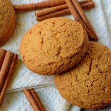 Biscoitinhos de Cravo e Canela