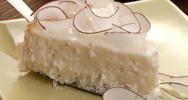 Torta de Coco:Você Tem que Conhecer Essa  Receita