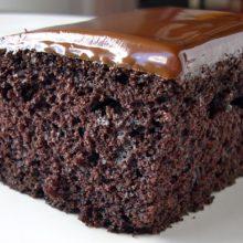 Bolo de Café e Chocolate  Que Faz o Maior Sucesso