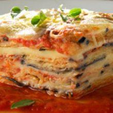 Lasanha de Berinjela:Super Prática e Deliciosa
